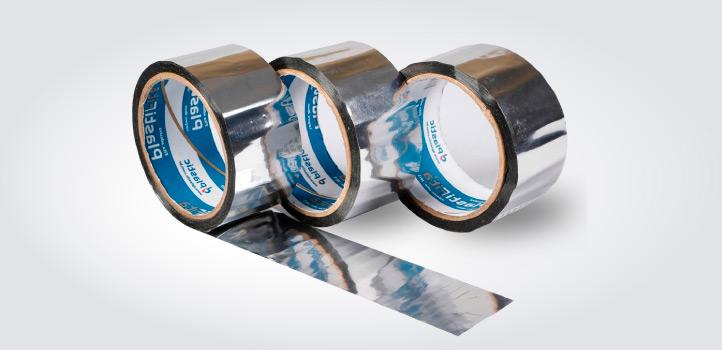 Plastifita fita aluminizada